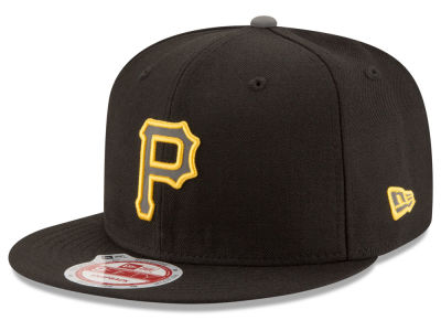 Pittsburgh Pirates MLB Reflect On 9FIFTY Snapback Cap Hats