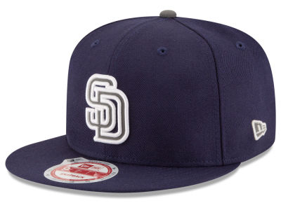 San Diego Padres MLB Reflect On 9FIFTY Snapback Cap Hats