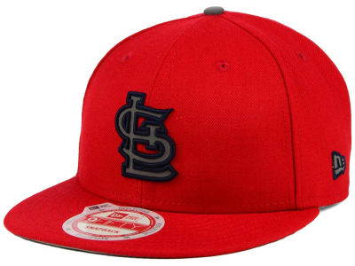 St. Louis Cardinals MLB Reflect On 9FIFTY Snapback Cap Hats