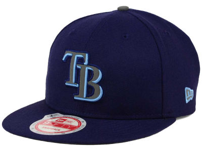 Tampa Bay Rays MLB Reflect On 9FIFTY Snapback Cap Hats