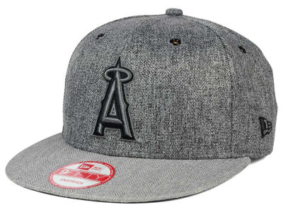 Los Angeles Angels MLB 2 Tweed 9FIFTY Snapback Cap Hats