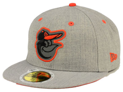 Baltimore Orioles MLB Total Reflective 59FIFTY Cap Hats