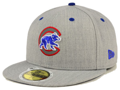 Chicago Cubs MLB Total Reflective 59FIFTY Cap Hats