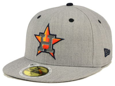 Houston Astros MLB Total Reflective 59FIFTY Cap Hats