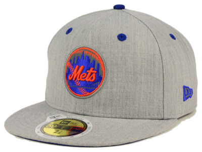 New York Mets MLB Total Reflective 59FIFTY Cap Hats
