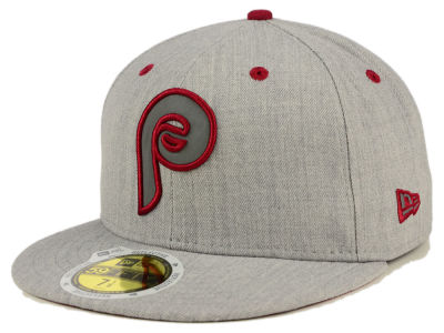Philadelphia Phillies MLB Total Reflective 59FIFTY Cap Hats