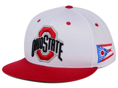 J America NCAA Fitted Hat Hats