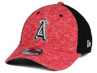 Los Angeles Angels New Era MLB Team Color Tech Fuse 39THIRTY Cap Stretch Fitted Hats