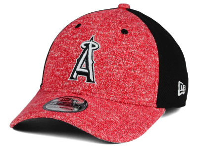 Los Angeles Angels MLB Team Color Tech Fuse 39THIRTY Cap Hats