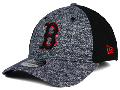 Boston Red Sox MLB Team Color Tech Fuse 39THIRTY Cap Hats