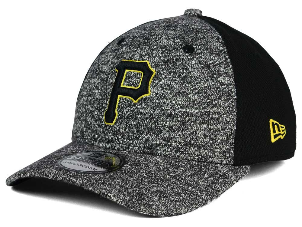 release date 3d41a 2afa3 Pittsburgh Pirates New Era MLB Team Color Tech Fuse 39THIRTY Cap on sale