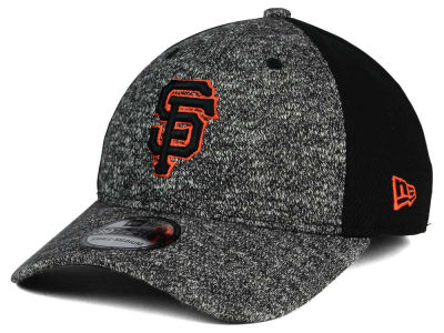 San Francisco Giants MLB Team Color Tech Fuse 39THIRTY Cap Hats