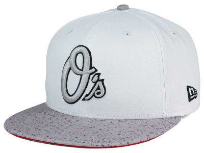 Baltimore Orioles MLB Cement Hook 9FIFTY Snapback Cap Hats