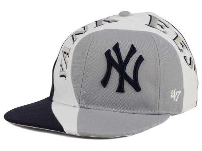 9b578a7b5a9 New York Yankees  47 MLB  47 Circuit Snapback Cap