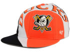 Anaheim Ducks '47 NHL '47 Circuit Snapback Cap Adjustable Hats