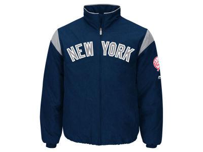 New York Yankees Majestic MLB Men s On-Field Thermal Jacket  8ec62c1359b6