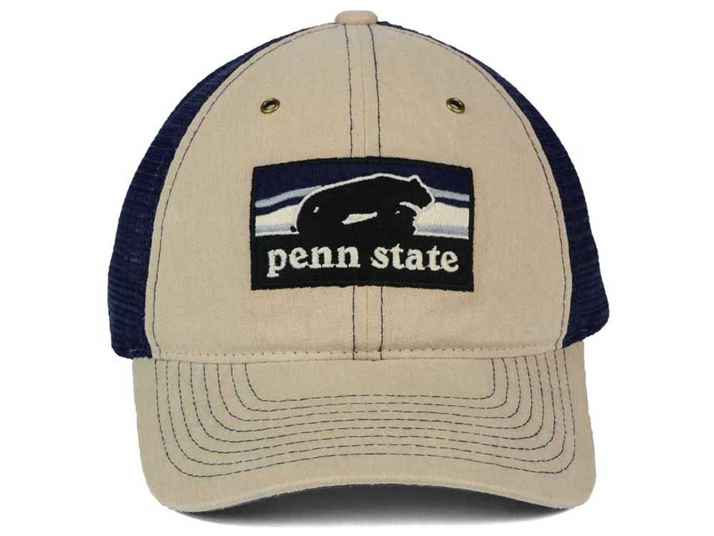online store 98ab3 55a88 outlet Penn State Nittany Lions Zephyr NCAA Landmark Mesh Hat