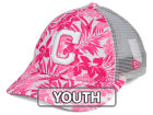 Cleveland Indians New Era MLB Youth Flower Power 9FORTY Cap Adjustable Hats