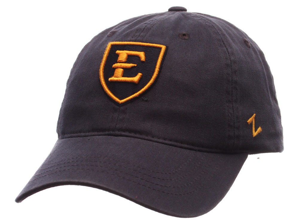 the latest 86713 28d9b durable service East Tennessee State Buccaneers Zephyr NCAA Scholarship  Adjustable Hat