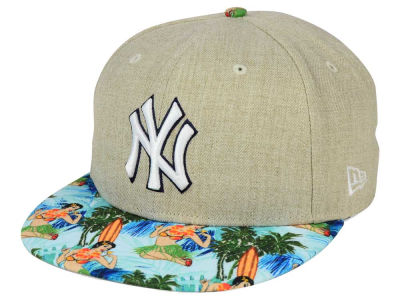New York Yankees MLB Vacation Vize Snapback Cap Hats