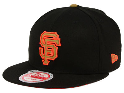 San Francisco Giants MLB Goldie Logo 9FIFTY Snapback Cap Hats