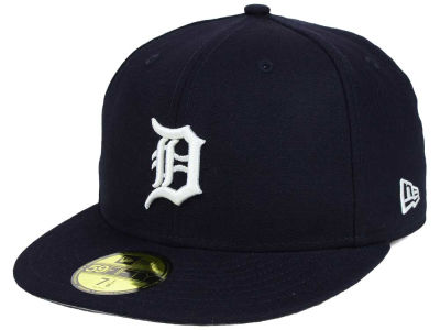 Detroit Tigers MLB Custom World Series Patch 59FIFTY Cap Hats