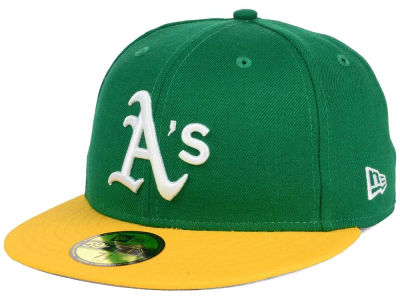 Oakland Athletics MLB Custom World Series Patch 59FIFTY Cap Hats
