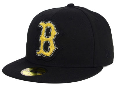 Boston Red Sox MLB Beaded Logo 59FIFTY Cap Hats