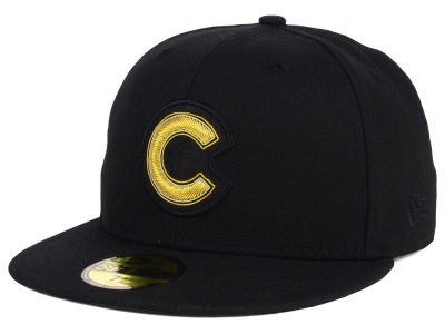 Chicago Cubs MLB Beaded Logo 59FIFTY Cap Hats