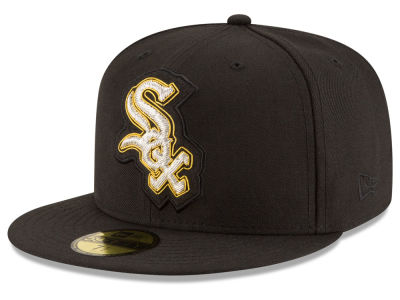 Chicago White Sox MLB Beaded Logo 59FIFTY Cap Hats