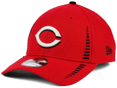 Cincinnati Reds MLB Hardball 39THIRTY Cap Hats