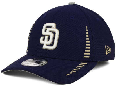 San Diego Padres MLB Hardball 39THIRTY Cap Hats