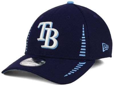 Tampa Bay Rays MLB Hardball 39THIRTY Cap Hats