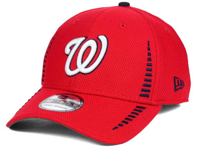 Washington Nationals MLB Hardball 39THIRTY Cap Hats