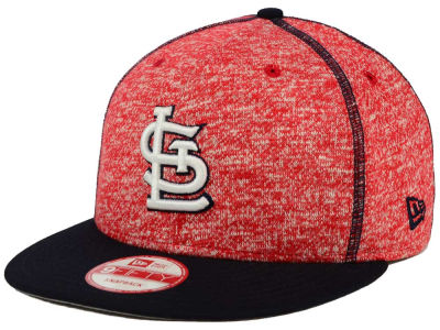 St. Louis Cardinals MLB Panel Stitcher 9FIFTY Snapback Cap Hats