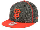 San Francisco Giants New Era MLB Panel Stitcher 9FIFTY Snapback Cap Adjustable Hats