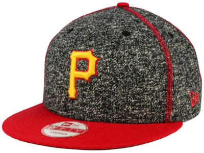 Pittsburgh Pirates MLB Panel Stitcher 9FIFTY Snapback Cap Hats