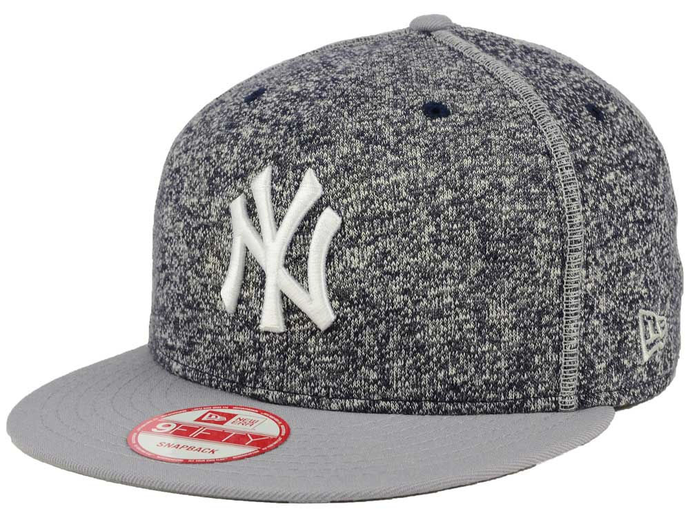 0445fe4532d New York Yankees New Era MLB Panel Stitcher 9FIFTY Snapback Cap delicate