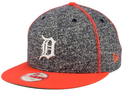 Detroit Tigers MLB Panel Stitcher 9FIFTY Snapback Cap Hats