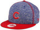 Chicago Cubs New Era MLB Panel Stitcher 9FIFTY Snapback Cap Adjustable Hats