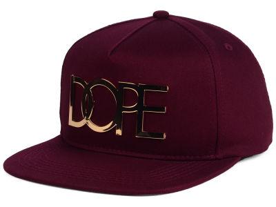 Lids Custom Hats >> Dope Dope 24K Gold Snapback Hat | lids.com