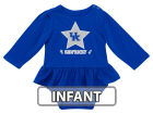 Kentucky Wildcats Colosseum NCAA Infant Girls Day Dreamer Long Sleeve Creeper Infant Apparel