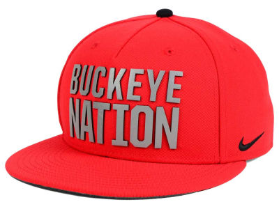 Nike NCAA True Seasonal Strapback Cap Hats