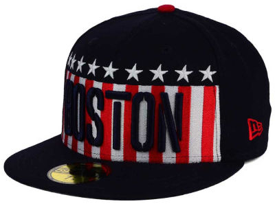 Boston Red Sox MLB Big USA 59FIFTY Cap Hats