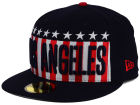 Los Angeles Dodgers New Era MLB Big USA 59FIFTY Cap Fitted Hats