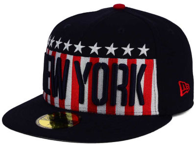 New York Yankees MLB Big USA 59FIFTY Cap Hats