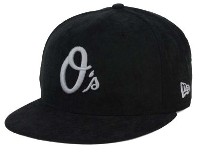 Baltimore Orioles MLB Summer Suede 9FIFTY Snapback Cap Hats