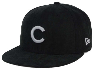 Chicago Cubs MLB Summer Suede 9FIFTY Snapback Cap Hats