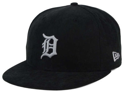 Detroit Tigers MLB Summer Suede 9FIFTY Snapback Cap Hats