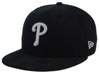 Philadelphia Phillies MLB Summer Suede 9FIFTY Snapback Cap Hats